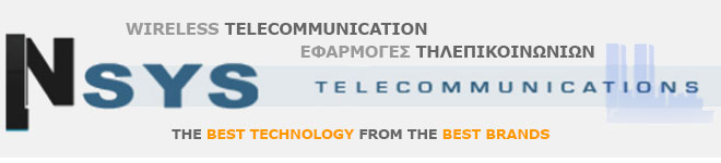Nsys Telecommunications - Εφαρμογές τηλεπικοινωνιών